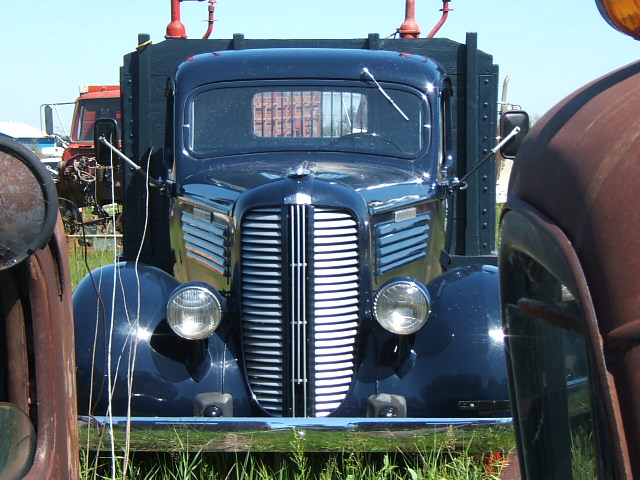 37 Dodge One Ton