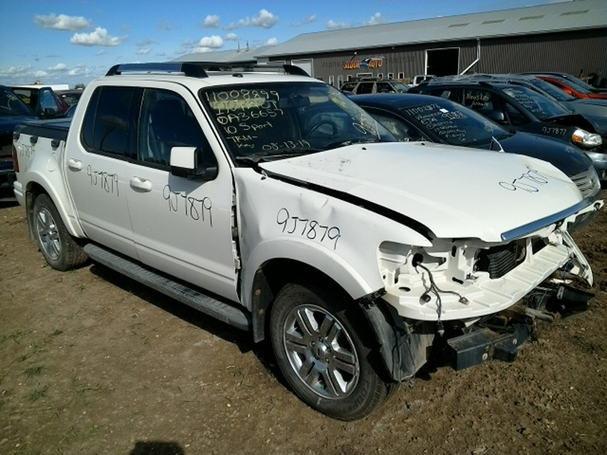 2010 Ford SportTrac