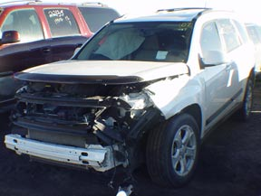 2007 Suzuki XL7 4wd